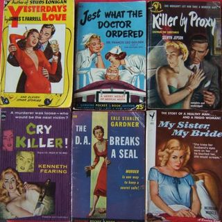 trashy novels